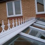 UPVC conservatory and windows