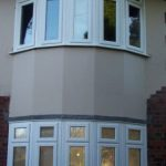 double glazing bay window