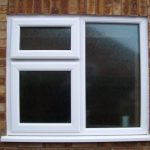 double glazing frosted