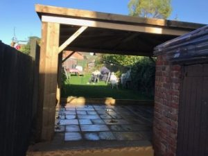 gazebo irthlingborough