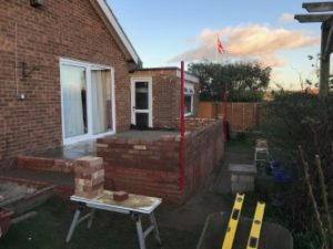 Small extension in Kettering