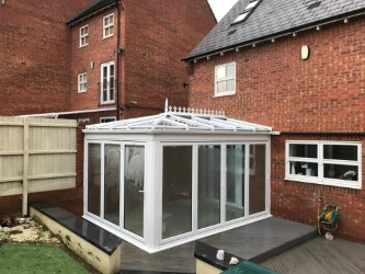 11conservatory and guest room milton keynes