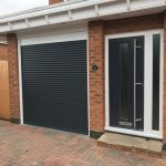11Matching garage and front door fitted in Northampton