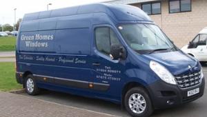 11JG Homes Van